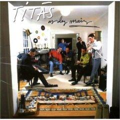 <i>As Dez Mais</i> 1999 studio album by Titãs