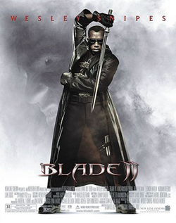 Blade II Movie Poster