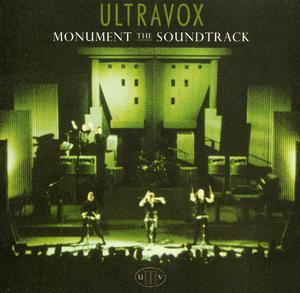 <i>Monument</i> (Ultravox album) 1983 live album by Ultravox