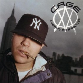 <i>Weatherproof</i> 2003 EP by Cage