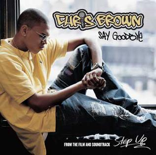 Cover image of song Say Goodbye by Chris Brown