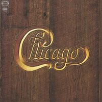 Chicago - Chicago V album cover