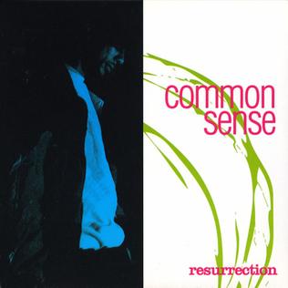 <i>Resurrection</i> (Common album) 1994 studio album by Common Sense