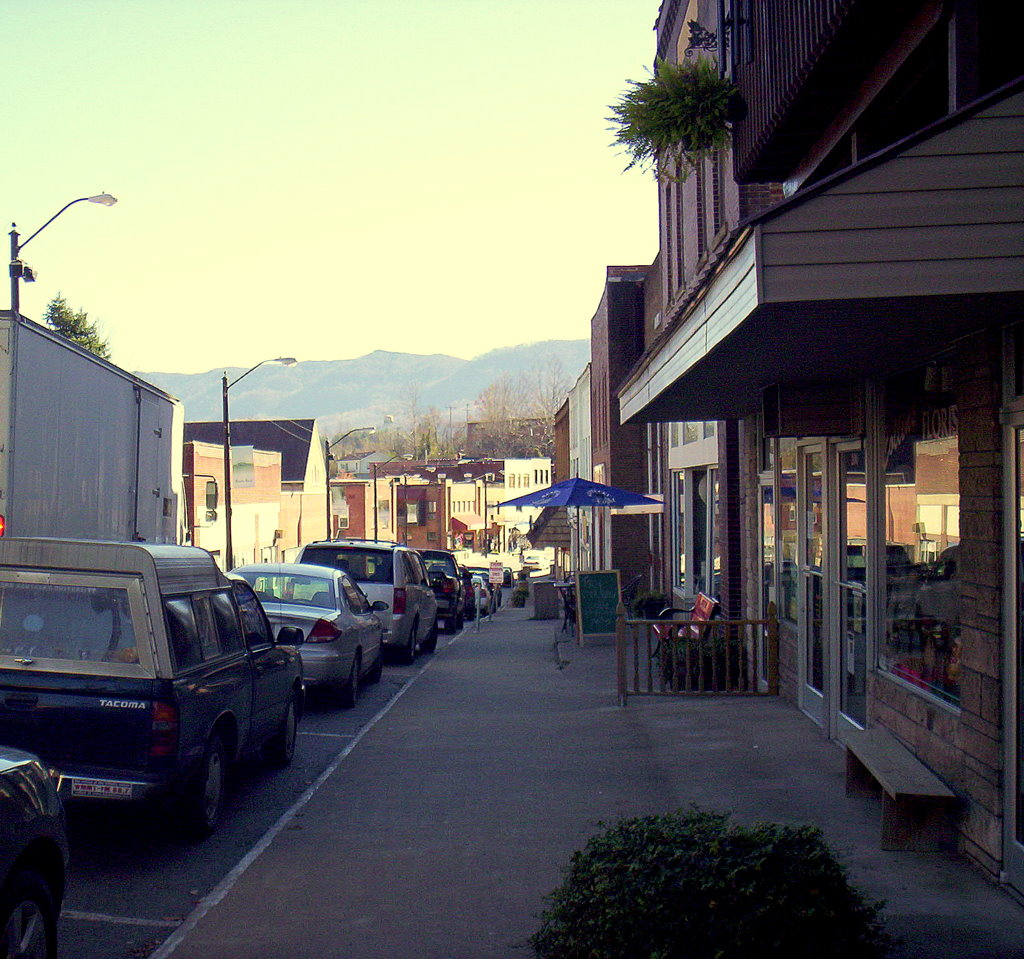Downtown Whitesburg