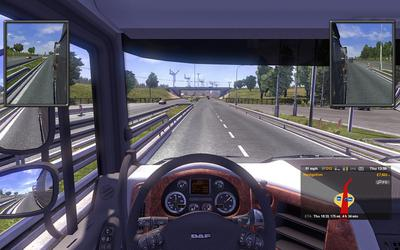 Bus and Truck Driver view from the top reaction paper