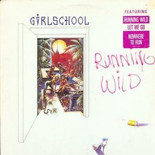 <i>Running Wild</i> (album) album by Girlschool
