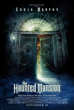 The Haunted Mansion Film Wikipedia