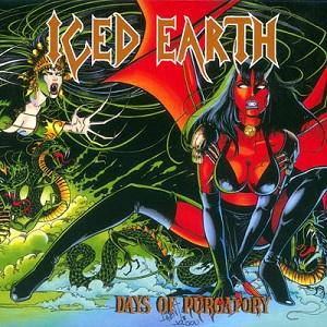 <i>Days of Purgatory</i> 1997 remix album by Iced Earth