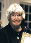 June Callwood Canadian writer
