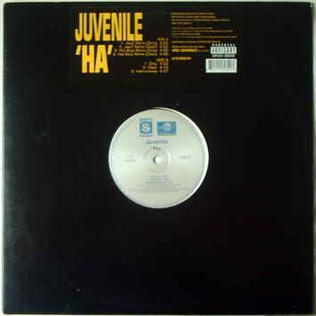 Ha (song) song by Juvenile