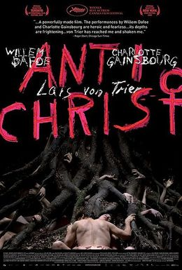 Antichrist (2009) movie poster