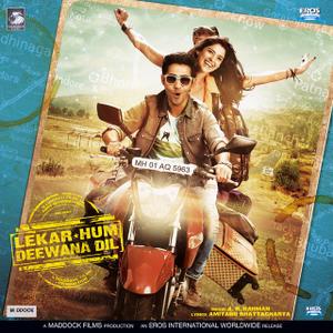 <i>Lekar Hum Deewana Dil</i> (soundtrack) 2014 soundtrack album by A. R. Rahman