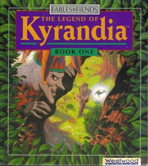 Picture of a game: The Legend Of Kyrandia