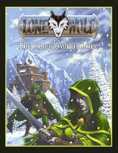 <i>Lone Wolf: The Roleplaying Game</i> Tabletop roleplaying games based on the Joe Devers gamebooks series Lone Wolf