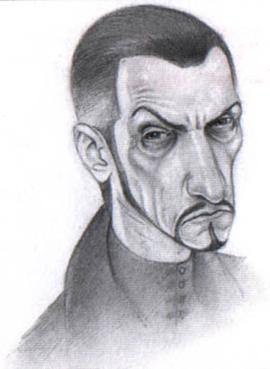 Havelock Vetinari as he appears in The Pratche...