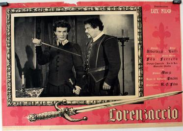 lorenzaccio film