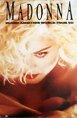Blond Ambition World Tour Wikipedia