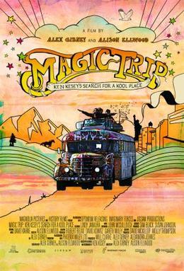 Picture of a movie: Magic Trip