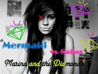 <i>Mermaid vs Sailor</i> 2007 EP by Marina and the Diamonds