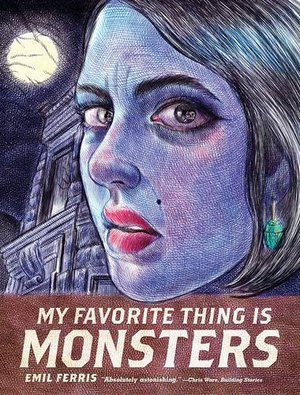 Picture of a book: My Favorite Thing Is Monsters