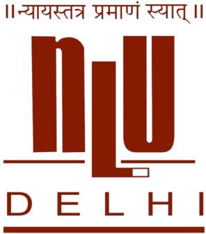National Law University, Delhi logo.png