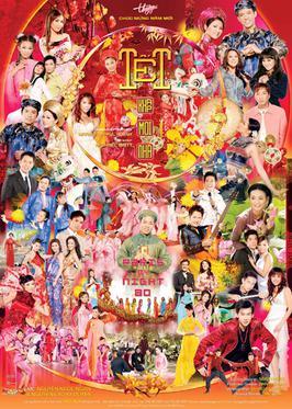 """PBN 80 """" Tết Khắp Mọi Nhà """" DVD9"""
