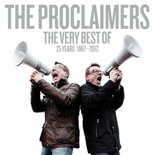 <i>The Very Best Of: 25 Years 1987–2012</i> 2013 greatest hits album by The Proclaimers