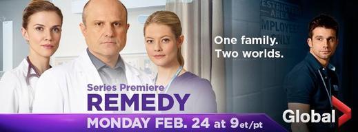 Remedy (TV series) - Wikipedia
