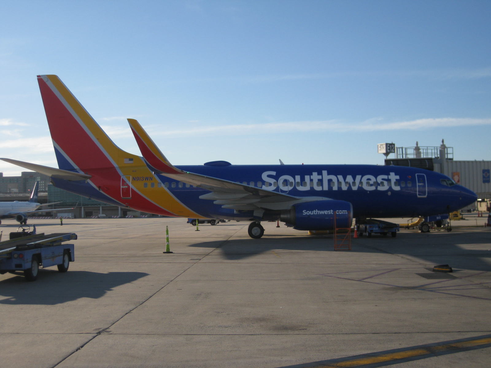 Southwest Airlines Livery Southwest Airlines Wikipedia