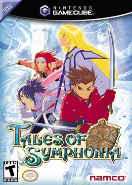 Picture of a game: Tales Of Symphonia