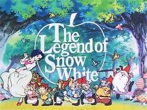 <i>The Legend of Snow White</i> Japanese TV anime series