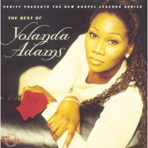 <i>The Best of Yolanda Adams</i> 1999 greatest hits album by Yolanda Adams