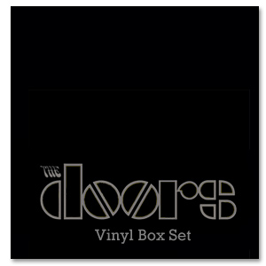 The Doors: Vinyl Box Set artwork