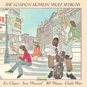<i>The London Howlin Wolf Sessions</i> 1971 studio album by Howlin Wolf