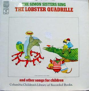 Sing the lobster quadrille and other songs for children cover jpg
