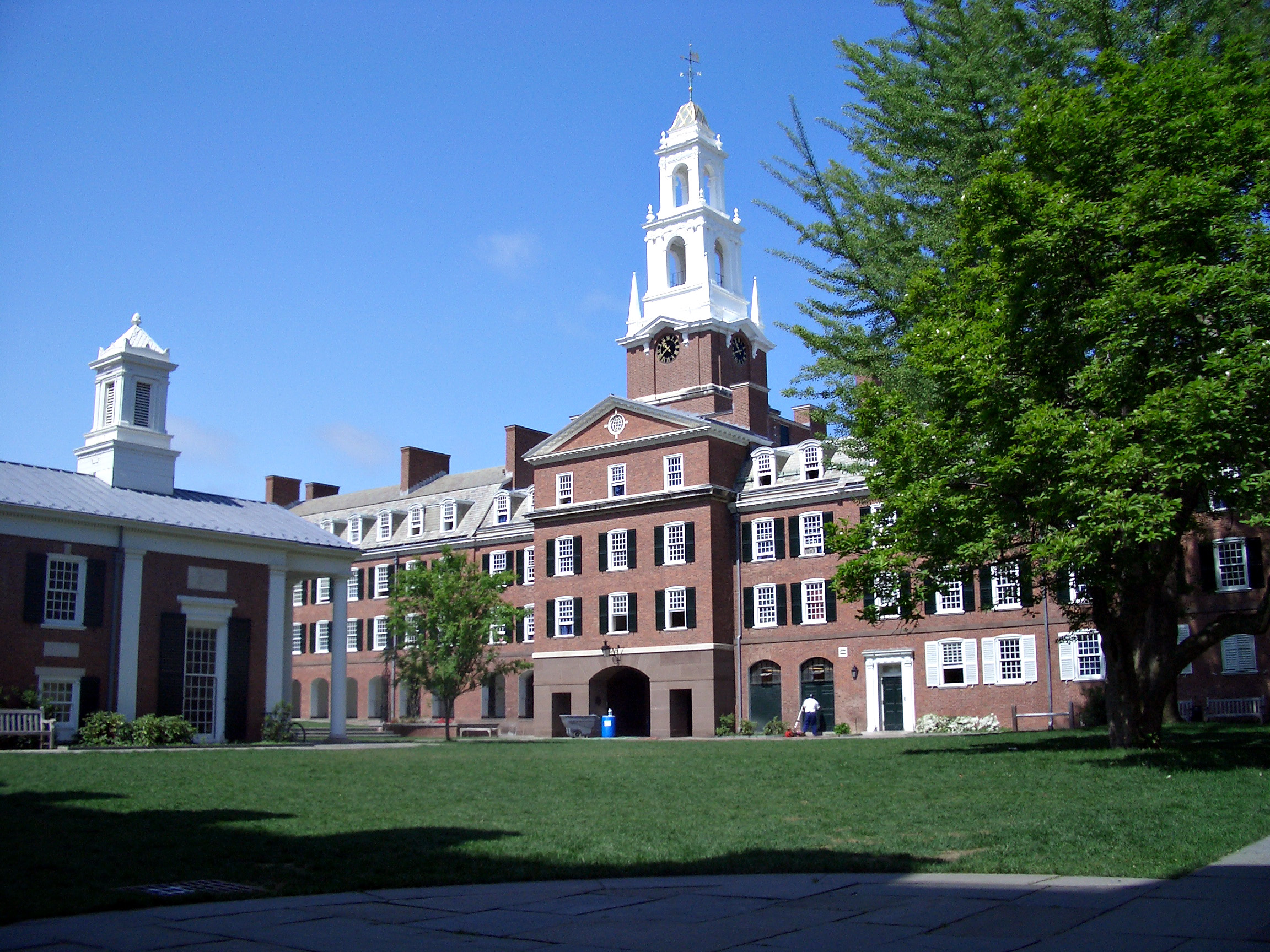 timothy dwight college wikipedia