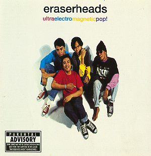 <i>Ultraelectromagneticpop!</i> 1993 studio album by Eraserheads