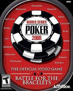 <i>World Series of Poker 2008: Battle for the Bracelets</i>