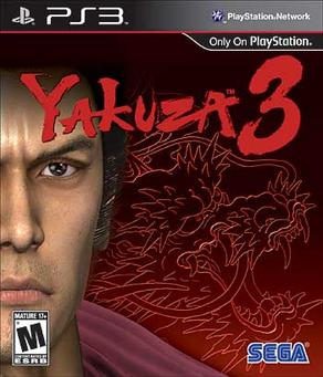 Picture of a game: Yakuza 3