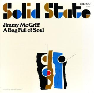 <i>A Bag Full of Soul</i> album by Jimmy McGriff
