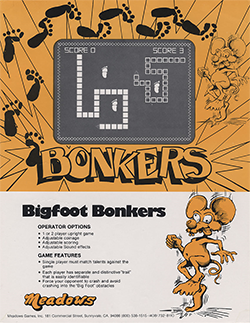 Bigfoot Bonkers