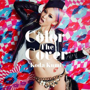 <i>Color the Cover</i> 2013 studio album by Koda Kumi