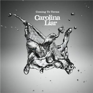 <i>Coming to Terms</i> 2008 studio album by Carolina Liar