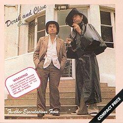 1977 studio album by Derek and Clive