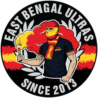 East Bengal Ultras Supporters group of Sporting Club East Bengal