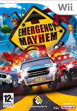 Emergency Mayhem - Wikipedia