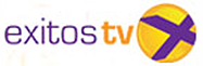 Original logo as Exitos TV, used from January 28, 2012 to November 30, 2014.