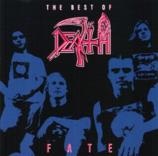 <i>Fate: The Best of Death</i> 1992 compilation album by Death