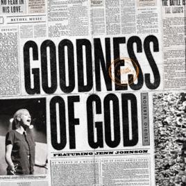 Goodness of God 2019 single by Bethel Music and Jenn Johnson