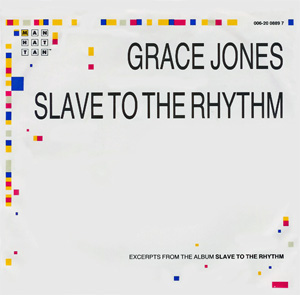Grace Jones — Slave to the Rhythm (studio acapella)